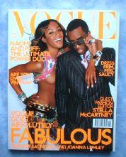 Vogue Magazine - 2001 - October